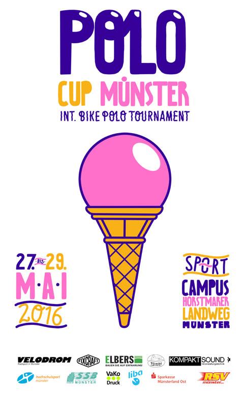 POLO Cup Münster 2016 am 28. und 29.05.2016